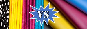 Textile vs. Vinyl