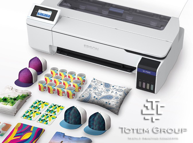 EPSON SureColor SC-F500 24″ Dye-Sublimation Printer