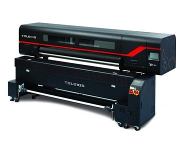 Digital textile printer 1