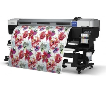 Digital textile printer 2