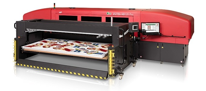 Digital textile printer 4