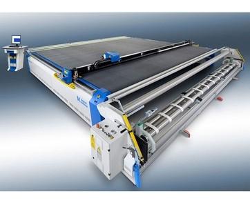 Fabric laser cutter 3