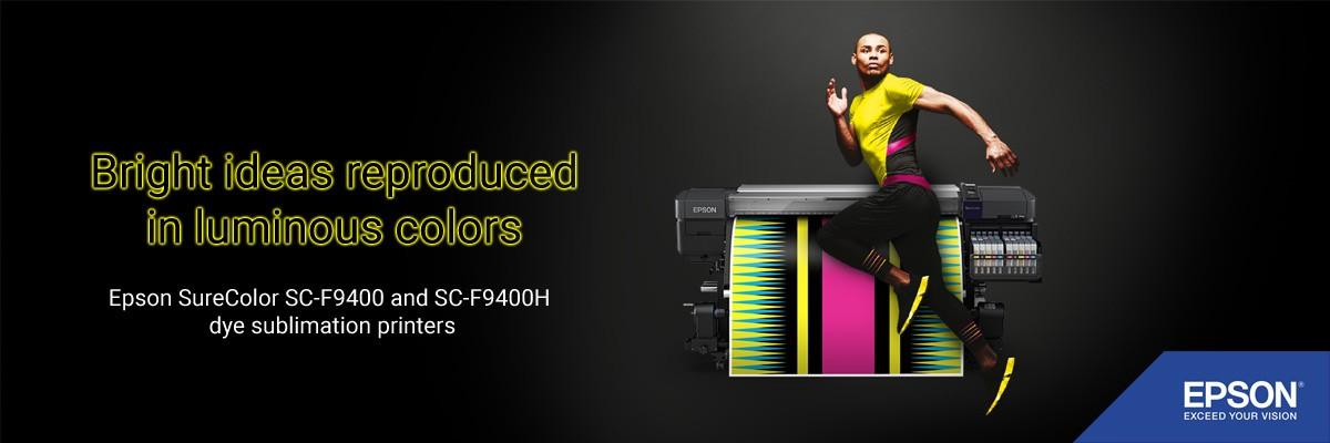 Epson Sublimation Printer