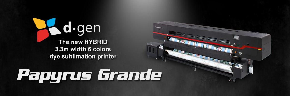 D.Gen Textile Printer